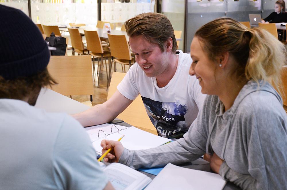 Undervisning er et samarbeidsprosjekt